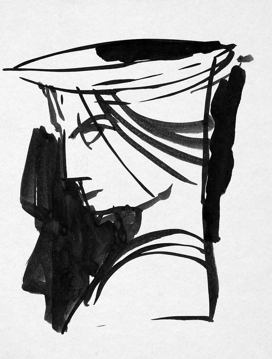 Head and Hat